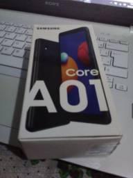 Troco Galaxy A01 32 GB em Moto G5s Plus