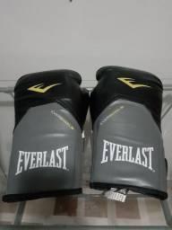 Luva box Everlast evershield