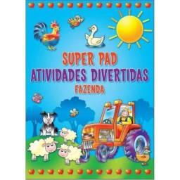 Título do anúncio: Livros de atividades - Super Pad Atividades Divertidas
