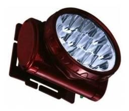Lanterna De Cabeça Profissional Led Cree Q3 22000 Lumens