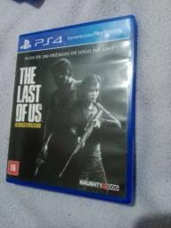 Título do anúncio: Jogo The Last Of Us Ps4