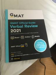 GMAT Official Guide 2021 - Verbal Review