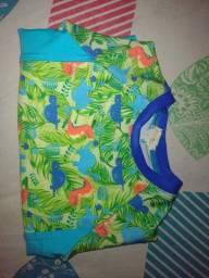Camisa de praia /piscina