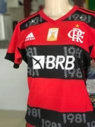Título do anúncio: Promoção Camisa de time premium Flamengo