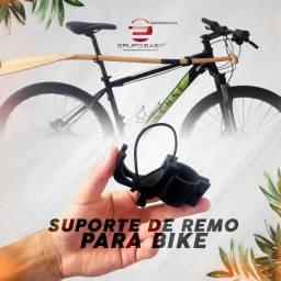 Suporte de remo para bike