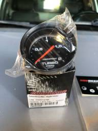 Manômetro pressão turbo