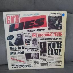 LP Guns n Roses Lies Disco de Vinil