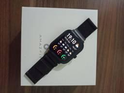 Smartwatch xiaomi amazfit gts (usado)