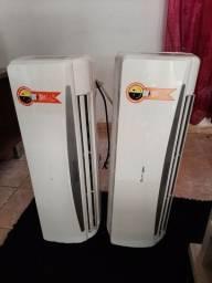 Ar condicionado Split 12 mil BTUs com instalação grátis