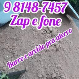 Título do anúncio: Seixo e areião grosso pra aterro e bloco de cimento disk entrega