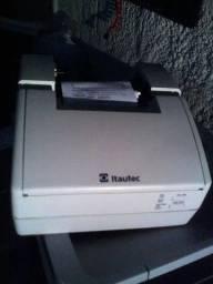 impressora não fiscal Itautec mecaf