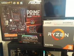 Pc gamer ryzen 3 8gb 3000 ghz plca mae gamer