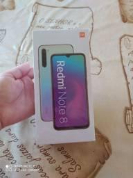 Celular Xiaomi redmi Note 8 64gb azul