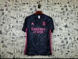 Camisetas Times Europeus 20/21 + Frete Grátis
