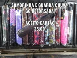 SOMBRINHAS E GUARDA-CHUVA - TAMANHO GG