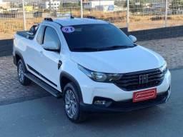 Título do anúncio: Nova Fiat Strada Freedom Cabine Plus 1.3 Flex ( Baixa KM )
