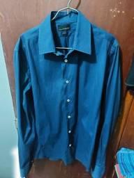 Camisa social Zara Man Tamanho M