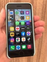 iPhone 7 32gb novinho aceito cartão