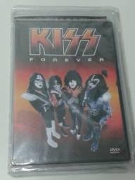 DVD Kiss Forever Novo Lacrado