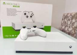 Título do anúncio: Xbox One S - 1tb - All Digital