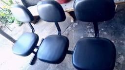 Cadeira 3 lugares novíssima prontinha para usar