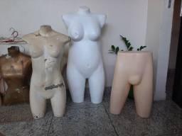 Manequins 3 por R$ 200,00