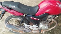 Vendo MOTO CG STAR 160 ano17/17