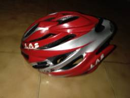 Capacete Lass De Ciclismo (Usado)