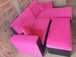 Vendo sofá completo