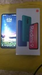 Xiaomi redmi 9 ( somente $$ / não aceito troca )