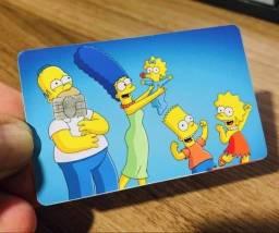 Adesivo para Cartão de Crédito Peça Já
