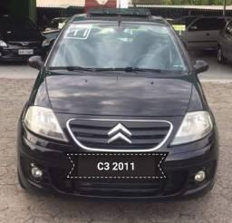 C3. Exclusive 1.6 - 2011 Automático FLEX