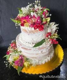 Título do anúncio: Faço bolos e doces por encomenda