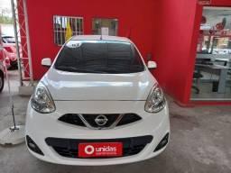 Título do anúncio: Nissan March Automático - 2018