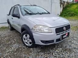 Título do anúncio: Fiat Strada Working Cd 1.4 Flex - Aproveite