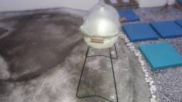 Churasqueira de ferro com PEZINHO e sistema de bafo