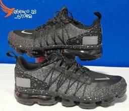Tênis Nike vapor max  preto utility. Lançamento
