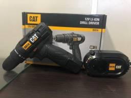 Título do anúncio: Parafusadeira/Furadeira CAT 12V 10mm