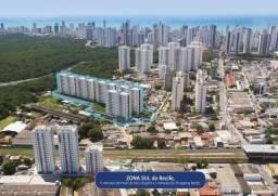 EA   Edf Residencial Luar do Parque - 53m² e 63m² - Boa Viagem