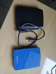 HD externo Samsung 640gb