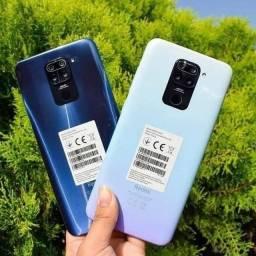 Mais vendido do momento - Smartphone Xiaomi Redmi Note 9 , são 64 Gigas de memória
