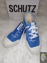 Tênis schutz Azul - frete grátis