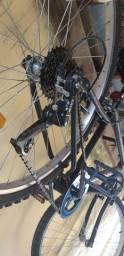 Bicicleta Caloi Snake 7 marchas