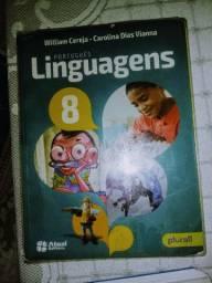 Livro de Português (8 ano)
