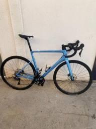 Bicicleta Speed Carbono Cannondale SuperSix Evo 105 Disc 56 2021