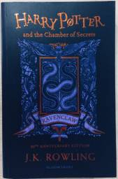 Harry Potter and The Chamber Of Secrets by J.K. Rowling - 20th Anniversary Edition