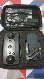 Mini drone novo completo