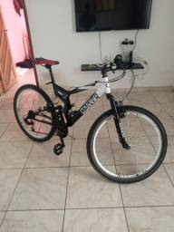 Troco bicicleta do aro 26 em outra com o aro 29 com volta minha