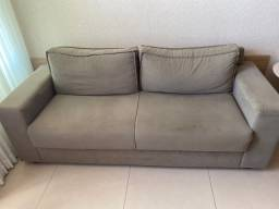 Vendo sofá seminovo