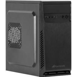 Título do anúncio: Computador PC gabinete novo 4gb memória ssd 120